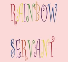 rainbow servant by artvagabond