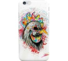 Mr. Rooster iPhone Case/Skin