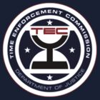Time Enforcement Commission 2007 Logo by Christopher Bunye