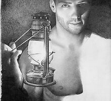 Untitled work in progress - Lantern by David J. Vanderpool