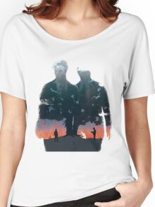 True Detective - The Long Bright Dark Women's Relaxed Fit T-Shirt