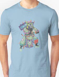 china warrior 3 black T-Shirt