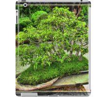 Ode to the Bonsai iPad Case/Skin