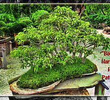 Ode to the Bonsai by GolemAura
