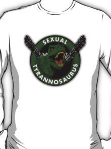 Sexual Tyrannosaurus T-Shirt