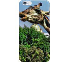 San Diego Giraffe iPhone Case/Skin