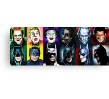 Batman 1966 - 2016 Canvas Print