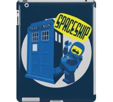 Spaceship ! iPad Case/Skin