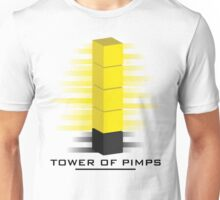just another tower of pimps Unisex T-Shirt