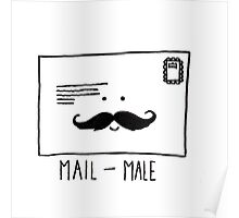 Mail - Male Poster