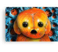 Tomato Pup Canvas Print