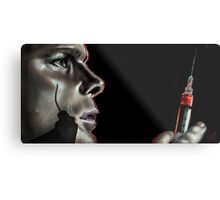 Darkly Dreaming Dexter Metal Print