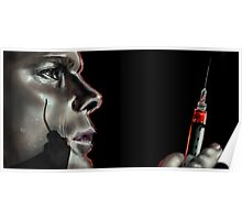 Darkly Dreaming Dexter Poster
