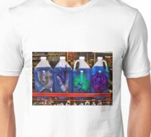Windex Pickled Flowers with Hand Unisex T-Shirt