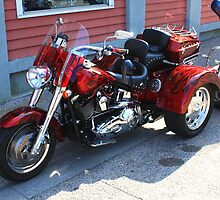Custom Trike by HALIFAXPHOTO