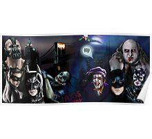 Batman VS Batman Poster