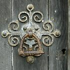 Cathedral Door Handle by Martin Jones