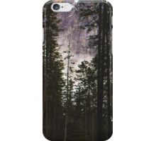 Swiss Forest  iPhone Case/Skin
