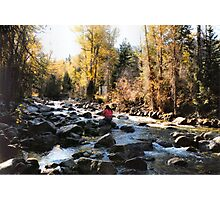 Ripplin' Waters Photographic Print