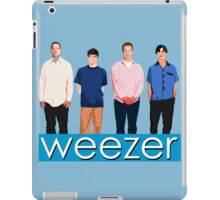 Weezer - Blue Album iPad Case/Skin