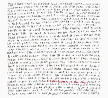 Explosions in the Sky - The Earth is Not a Cold Dead Place by whorpheus