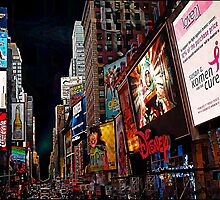 broadway by andalaimaging