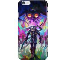 The Legend of Zelda Majora's Mask 3D Artwork #2 iPhone Case/Skin