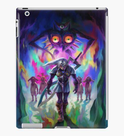 The Legend of Zelda Majora's Mask 3D Artwork #2 iPad Case/Skin