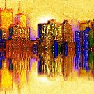 Sun Baked City by Holly Martinson