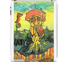 Trippy Mushroom iPad Case/Skin