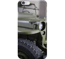 army jeep iPhone Case/Skin