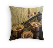 luxury  Interior kitchen  Throw Pillow
