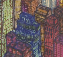 city from the empire state by purplestgirl