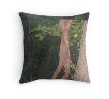 Grapevines Throw Pillow
