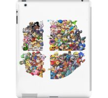 Super Smash Bros. 4 Ever iPad Case/Skin