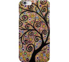 Abstract tree-11 iPhone Case/Skin