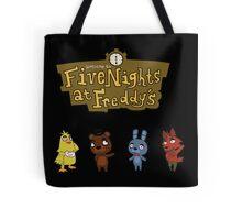 Five Night At Crossing's Tote Bag