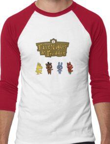 Five Night At Crossing's Men's Baseball ¾ T-Shirt