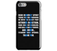 The Fast And The Furious Jesse Grace V1 iPhone Case/Skin