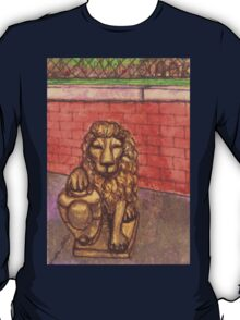 lion in chinatown T-Shirt