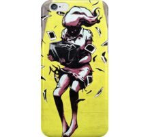 Lost in a negative space... iPhone Case/Skin