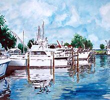 Safe Harbor by Jim Phillips
