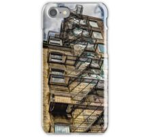 The long climb iPhone Case/Skin