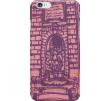 nypl facade iPhone Case/Skin