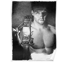Lantern - the light keeper Poster