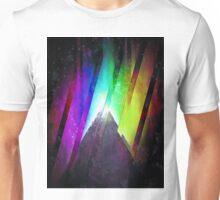 The Cosmic Pyramid Unisex T-Shirt