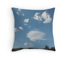 A Perfect September Day Throw Pillow