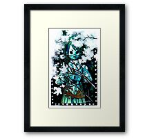 Snow Fey Framed Print
