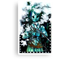 Snow Fey Canvas Print