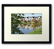 Daily Reflection Framed Print